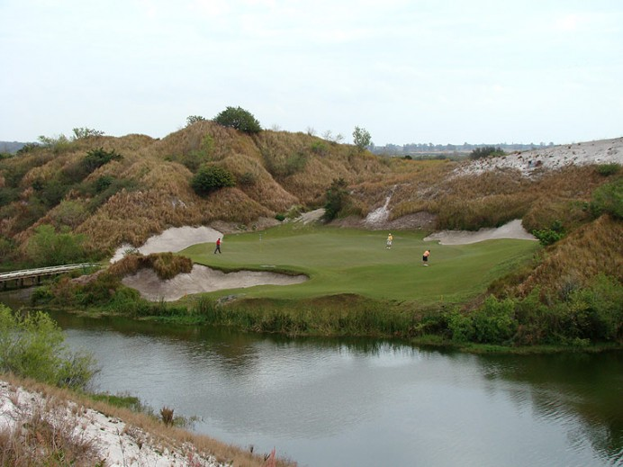 Resort courses increasingly dominate the best of state lists. The most recent example is Tom Doak's Blue Course at Streamsong, which is the best public access course in the resort laden state of Florida.