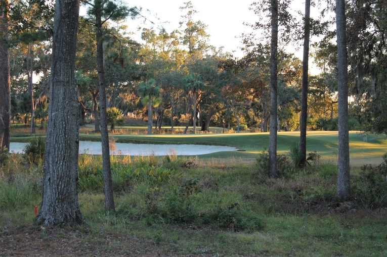 As winter descends over much of North America, places like Chechessee Creek Club in South Carolina beckon.