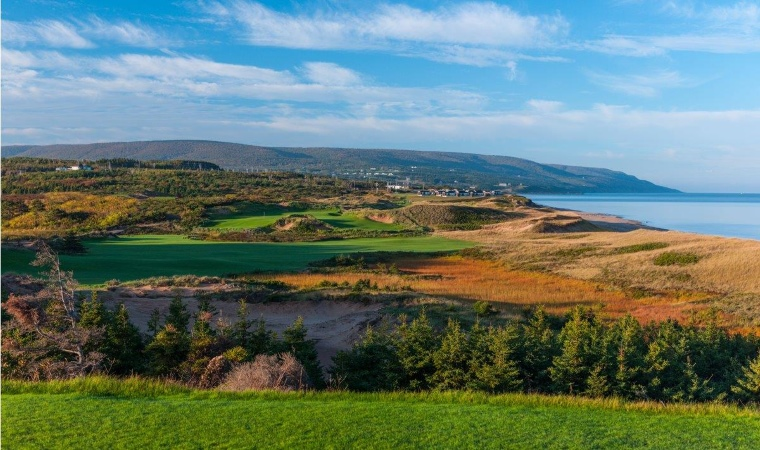 2015 provides a bounty of treats for the itinerant golfer including the second at Cabot Cliffs on Cape Breton Island.