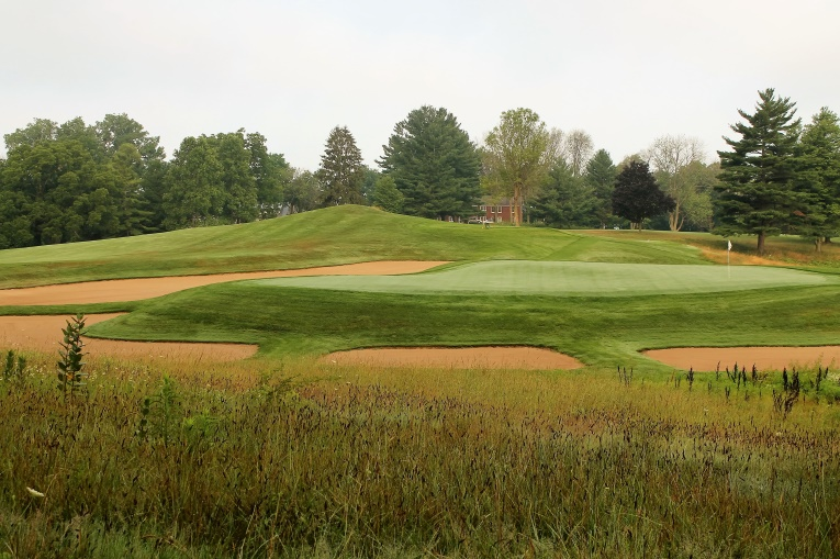 The finest golf course tied to a learning institution in North America is found in Culver, Indiana.