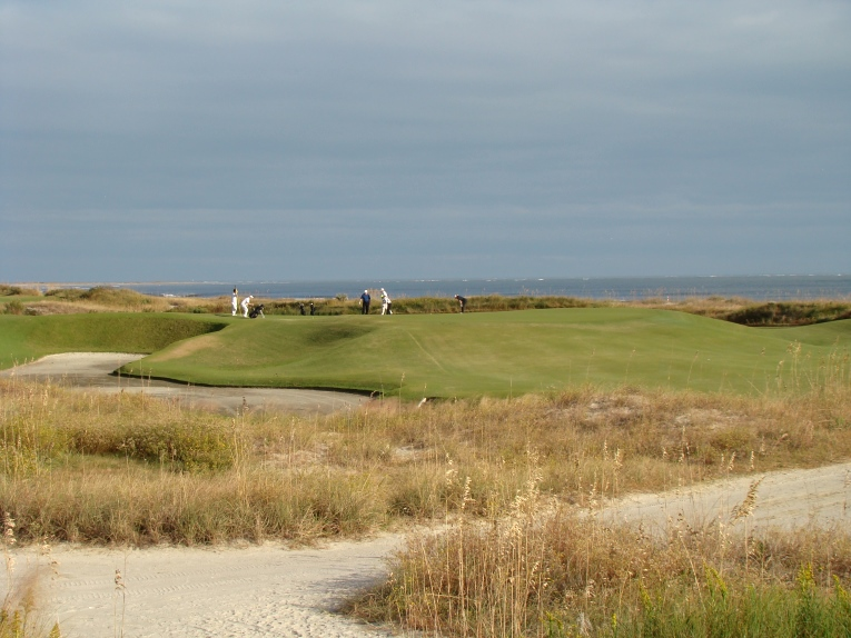 Sand and wind – and architecture – define great golf.