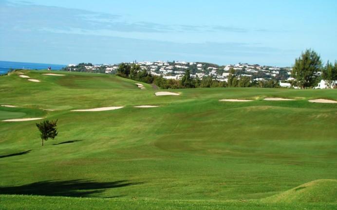 Mid Ocean Golf Club, Golf in Bermuda, Charles Blair Macdonald, Tom Doak