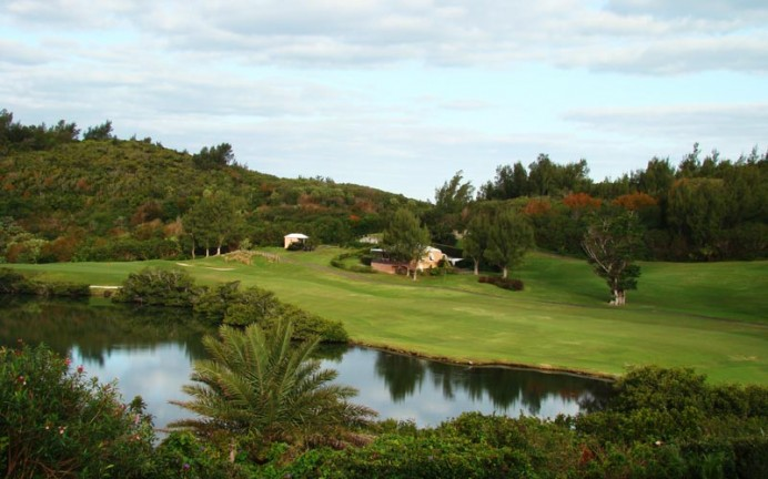 Mid Ocean Golf Club, Golf in Bermuda, Charles Blair Macdonald, Tom Doak
