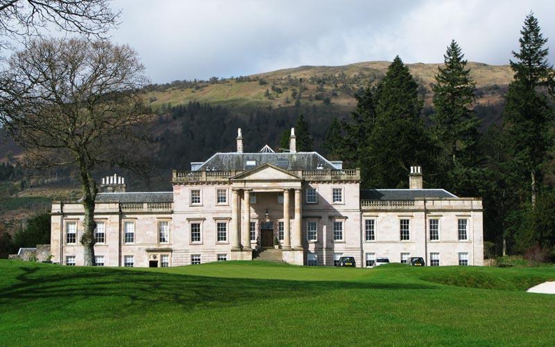 Loch Lomond, golf in Loch Lomond, Tom Weiskopf,  Lyle Anderson