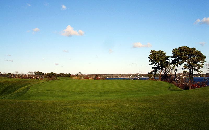 Eastward Ho!, Herbert Fowler, Golf on Cape Cod, Keith Foster
