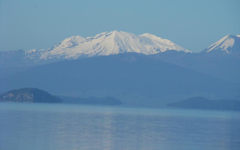 The natural splendor of the Lake Taupo region has lured travelers for decades.