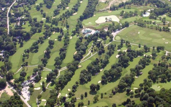 Aerial 3, 2007 from opposite side