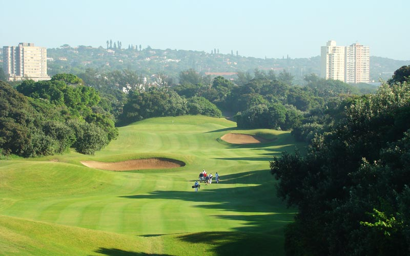 Durban Country Club, Golf in South Africa, Syd Brews, Laurie Waters