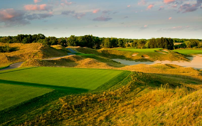 The dramatic scale at Eagles Nest set it apart from other Toronto-area courses.