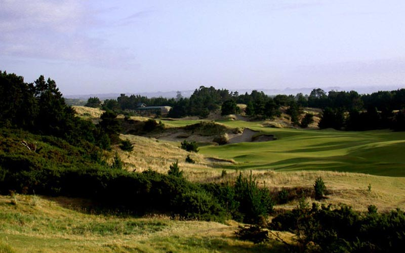 Though Pacific Dunes was Doak's first world class site, many still consider it his best work.