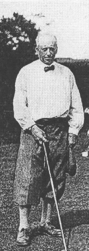 Joshua Crane, 1928.