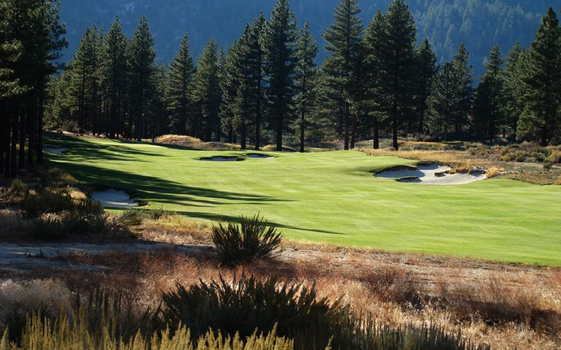 Clear Creek, Golf in Lake Tahoe, Bill Coore, Ben Crenshaw, Coore & Crenshaw, Jim Taylor