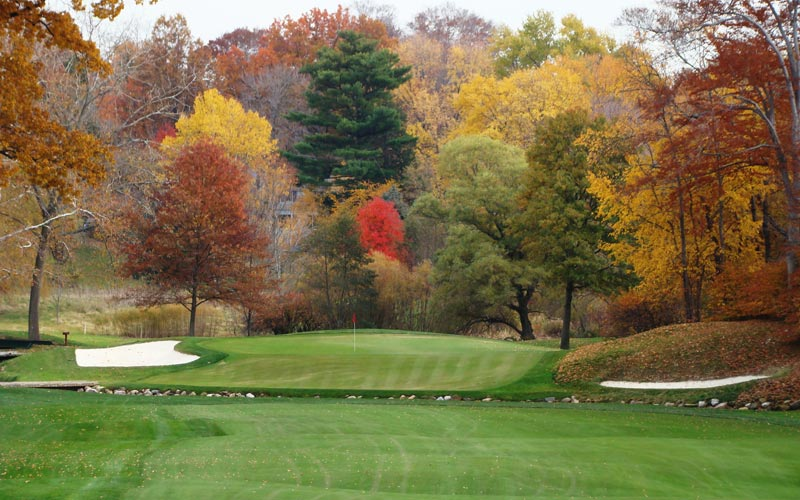 The Country Club Pepper Pike, The Country Club in Ohio, William Flynn, Brit Stenson, IMG Design
