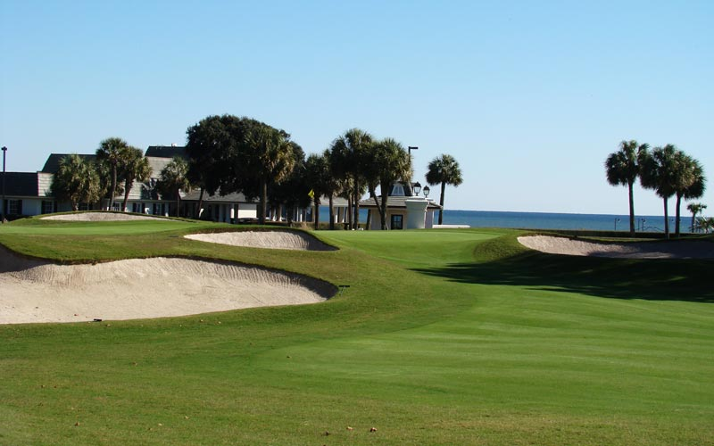 The Dunes Golf Course, Robert Trent Jones, Rees Jones, Golf in Myrtle Beach