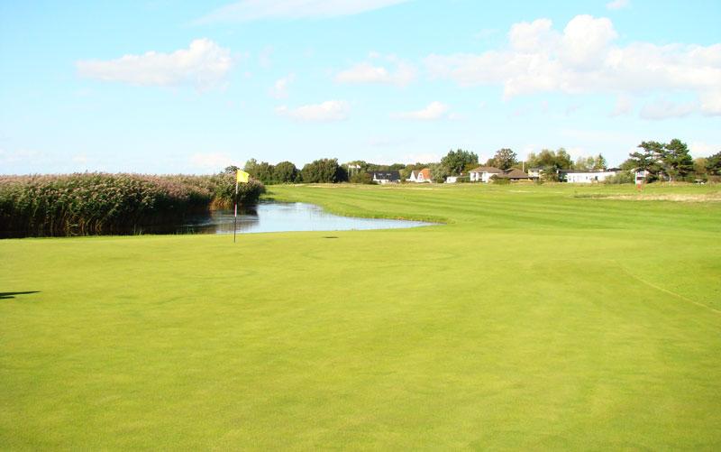 Falsterbo Golf Club, Golf in Sweden, Peter Chamberlain, Peter Nordwall