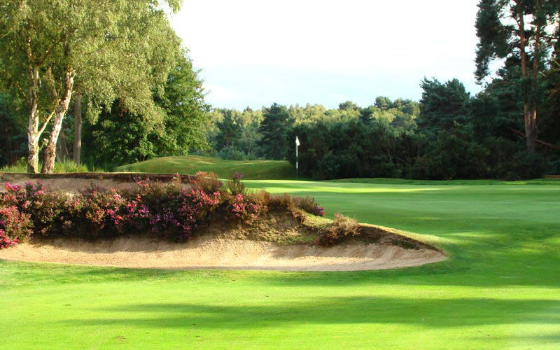 Sunningdale, New Course at Sunningdale, Harry Colt, Stephen Toon, Murray Long