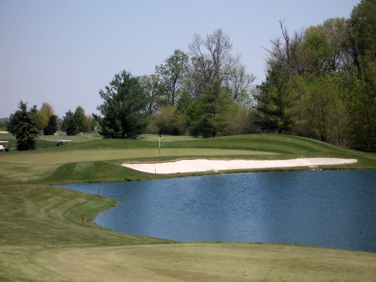 The one shot seventh at The Legends.