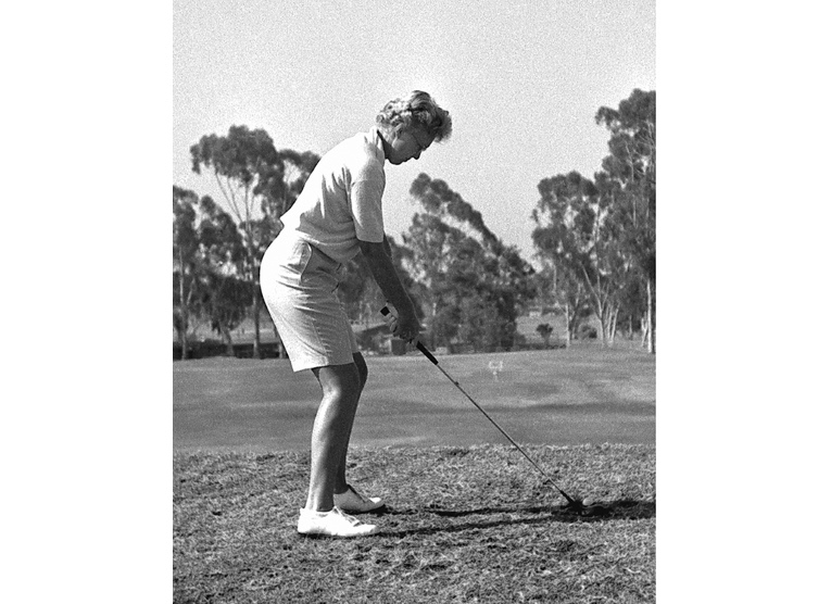 The greatest swing in golf, according to Ben Hogan.