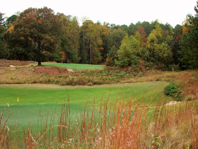 Tobacco Road gets the author's vote for most attractive course in his home state of North Carolina.