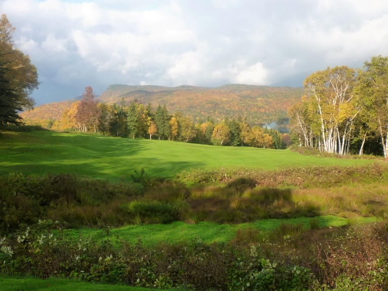 Highlands Links, the greatest walk in golf. October 2010.